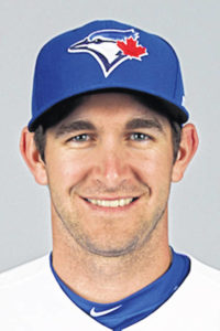 Hoying makes his debut for the Blue Jays