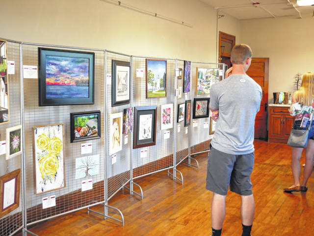 The 11th Annual Shrine Art Show & Sale will be held June 26 to July 23, 2021.