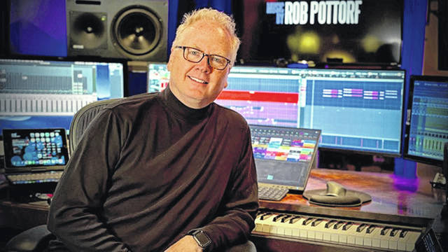 """Sidney native Rob Pottorf was among the finalists when the National Academy of Television Arts & Sciences (NATAS) announced nominees for the 48th Annual Daytime Emmy Awards on May 25, 2021. His original score for the docudrama, """"I am Patrick,"""" was nominated in the Outstanding Music Direction and Composition for a Daytime Program category."""