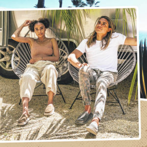 Sanuk reunites with Airstream for second capsule collection