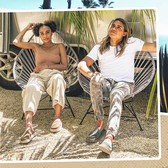 Airstream has partnered with Sanuk for a footwear capsule collection.