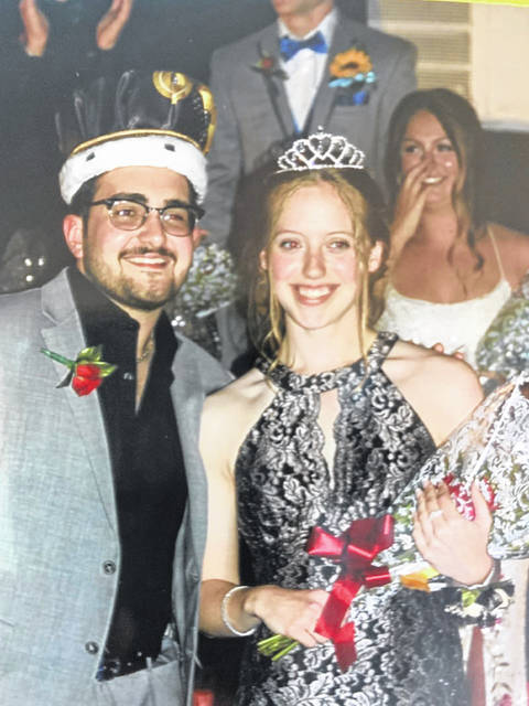 Sidney High School's prom king and queen for 2021 are Paul Topalov and Heidi Aselage. Topalov is the son of Dr. Miguel and Michaela Topalov. Aselage is the daughter of Phil and Darci Aselage.
