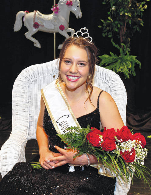 Representing the FTA, Ainsley Manger was crowned Miss Carousel 2021 Friday night. She is the daughter of Kelan and Stephanie Manger.