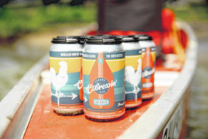 Moeller Brew Barn, Brew Kettle collaborate on a new summertime brew