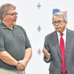 DeWine talks small business relief in Lima