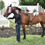 champion English equestrian on the flat and more