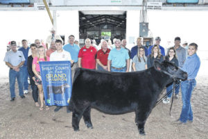 Buyers support county youth
