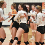 Volleyball: Versailles improving early, Russia hoping to improve