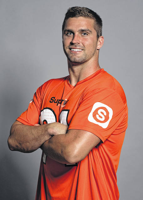 Sam Hubbard will serve as a brand ambassador for Superior Credit Union in all its Western Ohio markets.