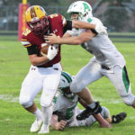 Football roundup: Anna can't keep up with New Bremen