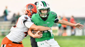 Football: Anna can't keep up with Coldwater