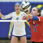 Volleyball: Riverside on an early roll, Lehman improving