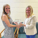 Roe receives Outstanding Special Educators award