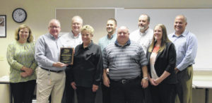Crown Equipment receives 'Company of the Year' award