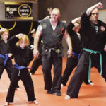 Kyle Scherer inducted into Martial Arts Hall of Fame