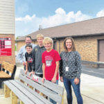 Wells Brothers, PCI donate benches after Workforce Partnership Career Exploration Event