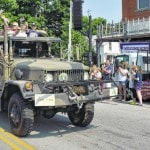 Vets thank Sunbury for recognition