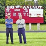 New Big Walnut scoreboard up and running