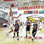 Golden Eagles soar over Yellow Jackets