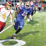 Pioneers start fast in 47-0 win over Eagles