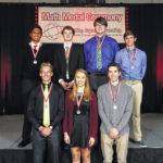 Local students receive Honda-Ohio State Math Medal Award