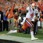 Watson and Clemson dethrone top-ranked Tide, 35-31