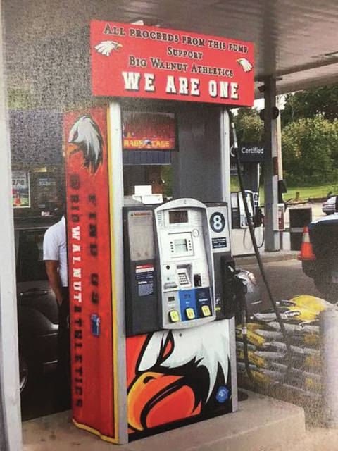 A fill up here helps BWHS athletics.