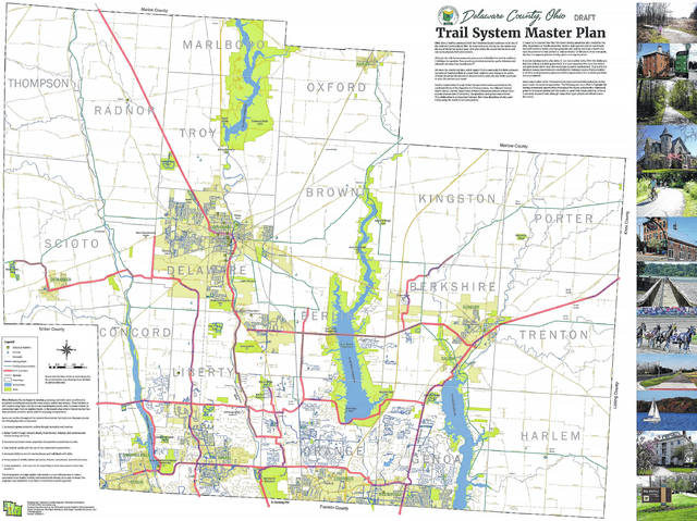 "<ins class=""neEmbed"" data-eid=""57650"">Draft Map</ins>Delaware County Trails Committee draft Trail System Master Plan."