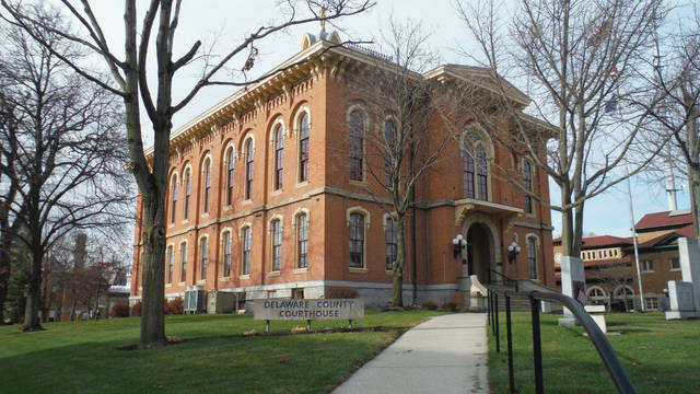 The old Delaware County Courthouse will become the new home of the County Commissioners.