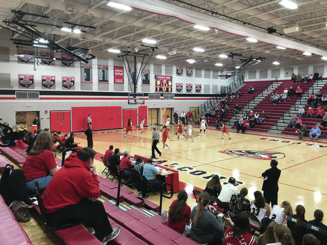 Big Walnut beats Fairfield Union 50-39 in their second game of the season.