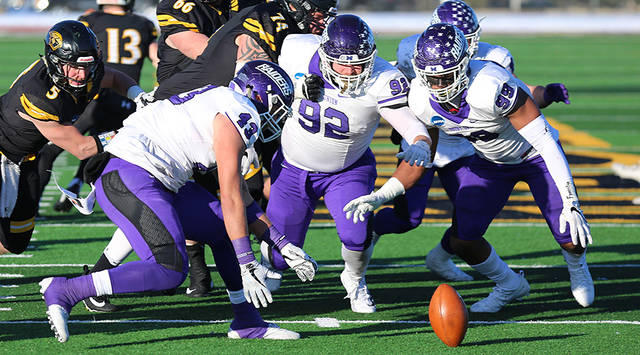 Mount Union had a huge second half in rallying from a 25-point deficit. Photo by Larry Radloff, d3photography.com