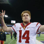 Darnold would be OK with being picked by Browns