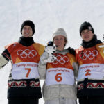 Red Gerard takes Olympic gold back to backyard
