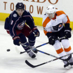 Blue Jackets lose pair over weekend