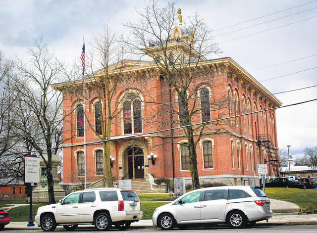 """Delaware County Commissioners approved a contract with Schooley Caldwell of Columbus for architectural and design work as the first steps in renovating the historical courthouse at the corner of Sandusky Street and Central Avenue. According to county officials, the timeline is to have everything in place to all construction to start in January 2019. According to a historical marker, the cornerstone of the foundation was laid in May of 1868, and the building """"was ready for occupancy in January of 1870."""""""