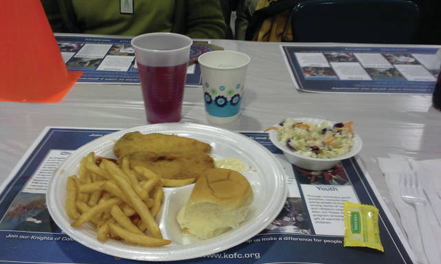 Photos from three Fish Fry dinners this month — St. Paul in Westerville, St. John in Sunbury and Blendon Masonic Temple in Westerville. All were good eats.