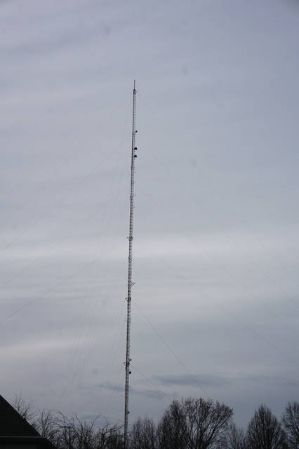 WOSU's transmitter is off of State Route 3 in Delaware County.