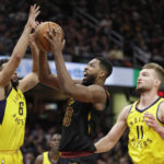 LeBron, Cavs pushed to limit but not done yet