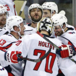 Capitals exorcise ghosts to reach Eastern Conference finals