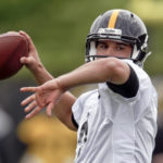Rudolph: In Pittsburgh to learn, not 'bother' Roethlisberger