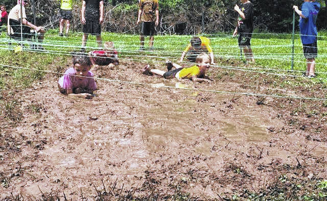 Get ready to get muddy — the Eagle Dash is set for Sunday, May 20 at Freedom Park.