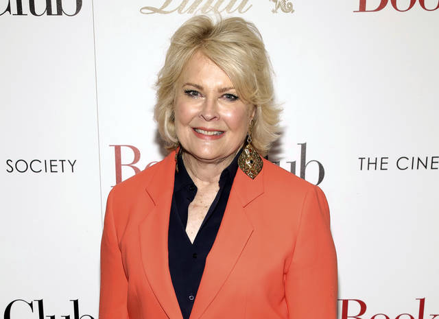"Actress Candice Bergen attends a special screening of Paramount Pictures' ""Book Club,"" hosted by The Cinema Society, at City Cinemas 123 on Tuesday, May 15, 2018, in New York. (Photo by Brent N. Clarke/Invision/AP)"