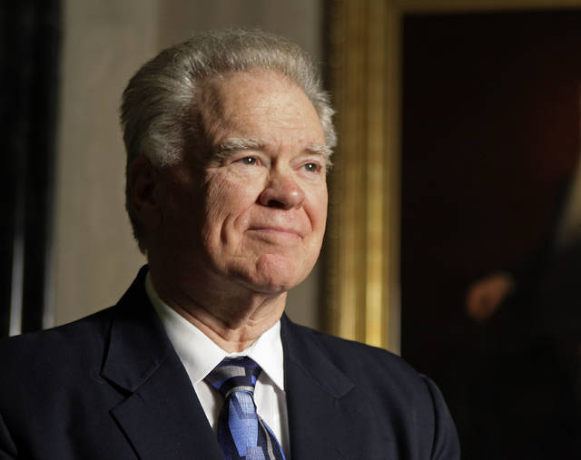 "FILE - In this Oct. 12, 2010, file photo, former Southwestern Baptist Theological Seminary President Paige Patterson poses for a photo in Fort Worth, Texas. The Southern Baptist Convention, the largest Protestant denomination in the U.S., heads into its annual meeting next week facing what one senior leader calls a ""horrifying #MeToo moment."" A series of sexual misconduct cases within the SBC has prompted its socially conservative, all-male leadership to seek forgiveness for the ill-treatment of women. Illustrating the SBC's predicament, the featured sermon at next week's meeting is scheduled to be delivered by Patterson, the central figure in the most prominent of the troubling #MeToo cases. (Paul Moseley/Star-Telegram via AP, File)"