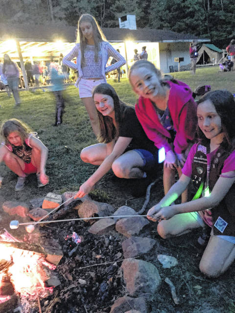 Come join local Girl Scouts for an evening of S'Mores at the S'Mores and More event Sept. 6.