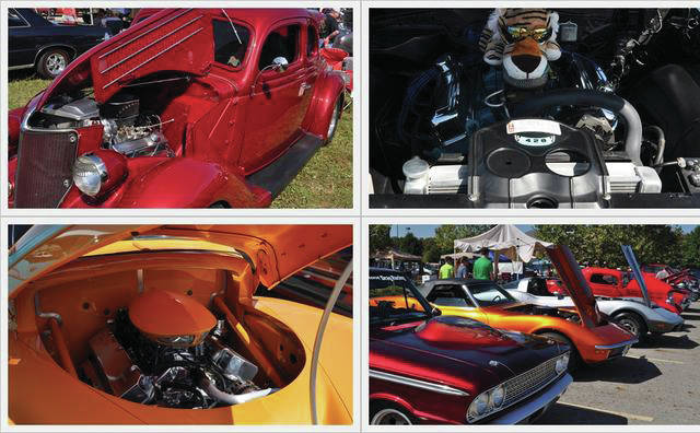 The Sunbury Lions Club presents the 29th annual cruise in on Sept. 30 at the Kroger Plaza in Sunbury.