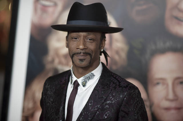 """FILE - In this Dec. 13, 2017, file photo, Katt Williams attends the LA Premiere of """"Father Figures"""" in Los Angeles. Williams was arrested on suspicion of assaulting a driver. Williams is in jail Sunday, Oct, 7, 2018. He had come to Portland to perform in Nick Cannon's """"Wild 'N Out"""" comedy improv show Friday night. (Photo by Richard Shotwell/Invision/AP, File)"""