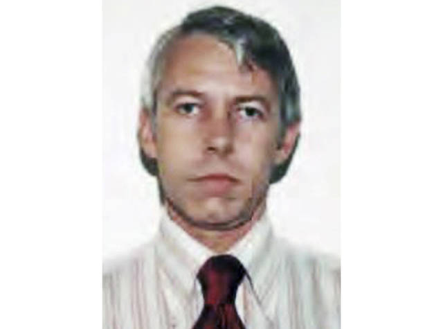 FILE – This undated file photo shows a photo of Dr. Richard Strauss, an Ohio State University team doctor employed by the school from 1978 until his 1998 retirement. About three dozen former students have joined a federal lawsuit alleging Ohio State University officials knew about and didn't stop Strauss, accused of performing unnecessary genital exams on athletes and other young men decades ago. The men alleging sexual misconduct by Strauss in an amended complaint include ex-athletes and a student who worked for his off-campus medical office. Ohio State has sought to have the case dismissed as time-barred by law but says it's not ignoring their allegations and is committed to finding the truth.  (Ohio State University via AP, File)