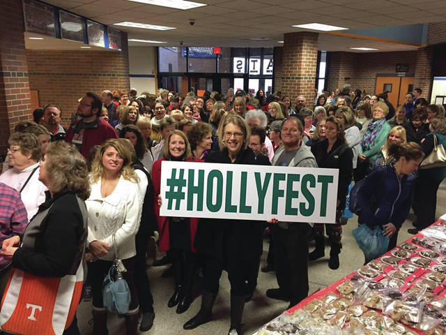 The annual Hollyfest in Hilliard, hosted by the Hillard Area Chamber of Commerce, is one of the more popular area holiday craft shows.