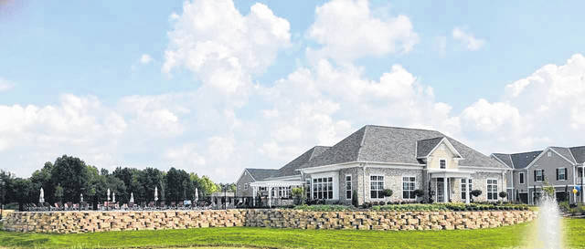 Pictured is the 6,000-square-foot clubhouse at the newly opened Northlake Summit complex, located between 3 Bs and K Road and Interstate 71 in Sunbury.