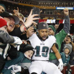 Ravens win AFC North, Eagles, Colts get wild cards
